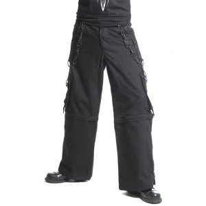 Pantalon baggy blk chain