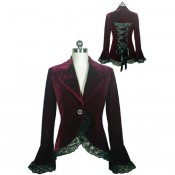 Veste gothique Evelyn
