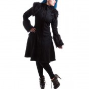 Manteau gothique Morrigan