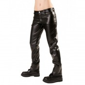 Pantalon fetish goth