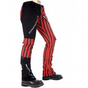 Pantalon Freak Red Stripe
