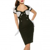 Robe rockabilly Noreen