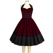 Robe rockabilly Julia