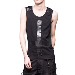 Tank Top with Cross